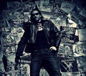 Frank Drake aka DJ Peacemachine