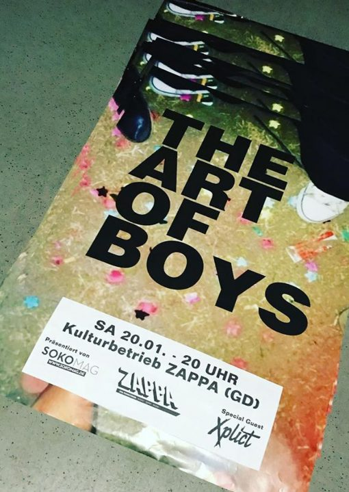 The Art Of Boys